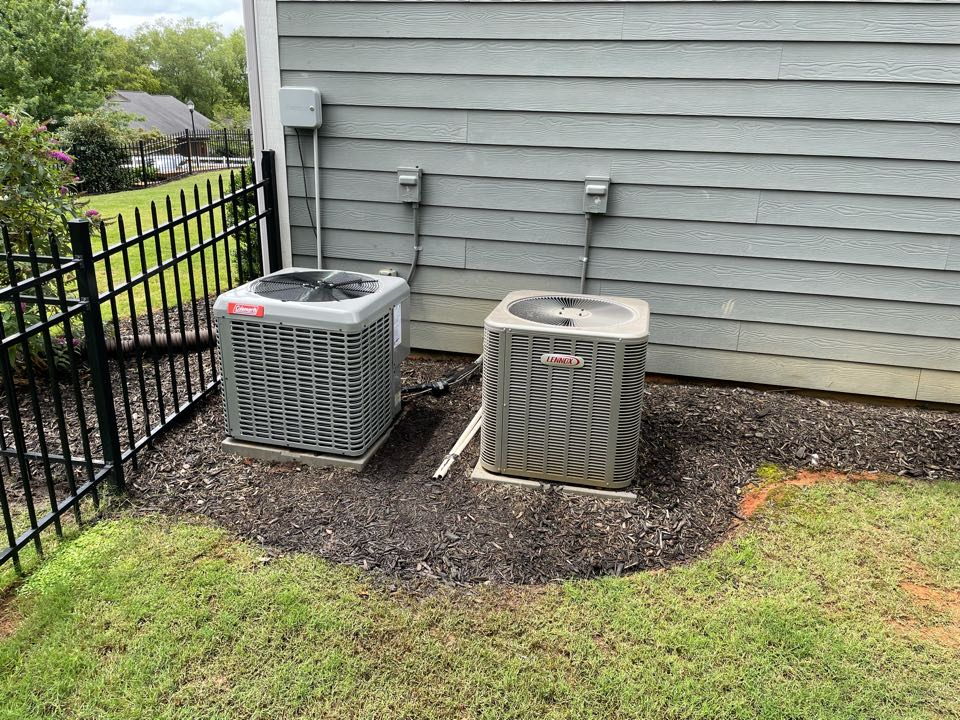 Greenville, SC - Installation of a new 3 ton Coleman system