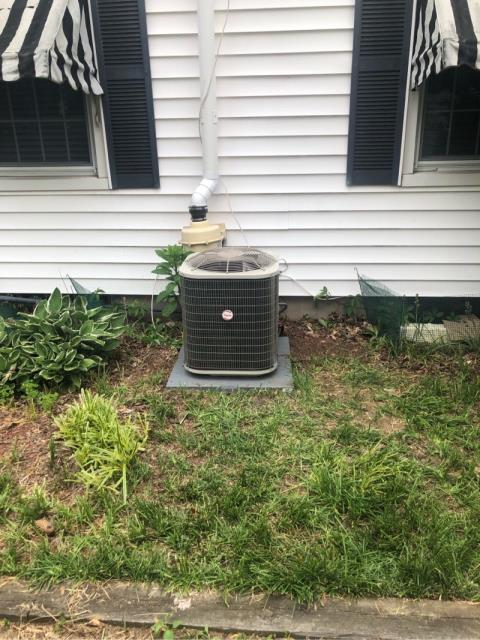 Stratford, CT - Installed Payne Condenser