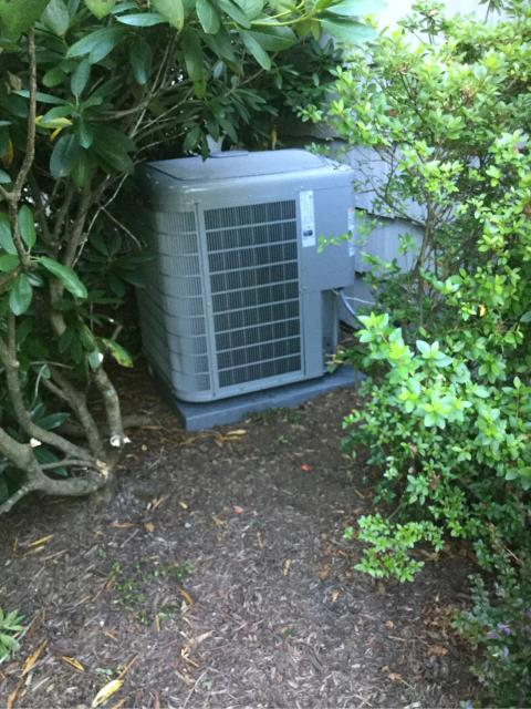 Stamford, CT - Installed Carrier Infinity 2 Ton 16 SEER Residential 2-Stage Heat Pump, Carrier Variable Speed Fan Coil, and Carrier Thermostat.
