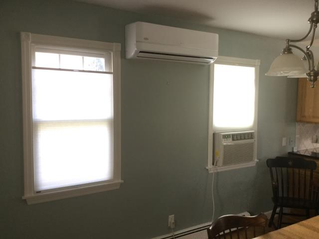 Milford, CT - Installed 4 Head Carrier Ductless Heat Pump