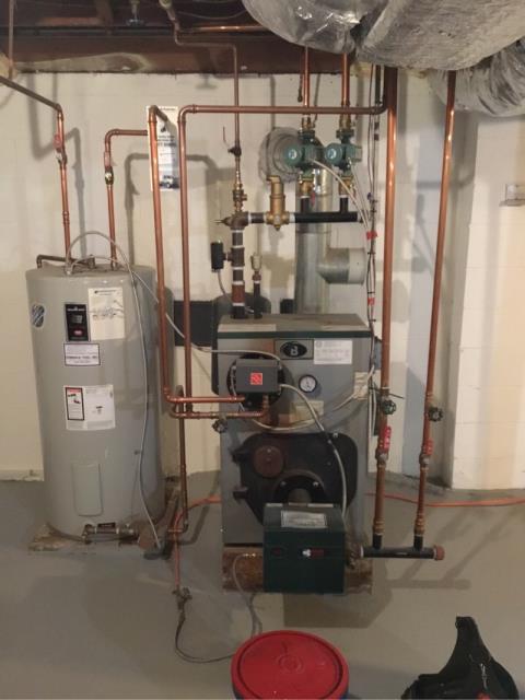 Norwalk, CT - Oil boiler maintenance