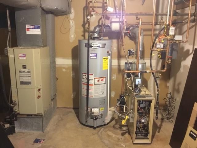 Fairfield, CT - Performed maintenance on Weil McLain boiler. Also found some items the inspector wanted addressed.