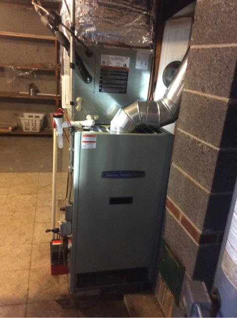 North Haven, CT - Performed oil maintenance on furnace and water heater .