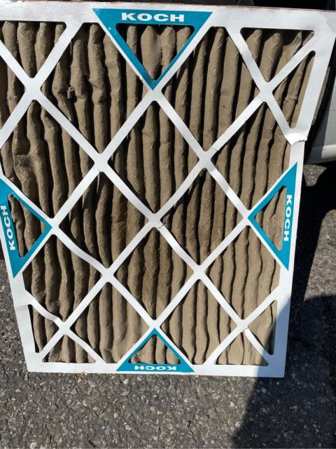 Orange, CT - Don't forget to change your air filters every 3-4 months.