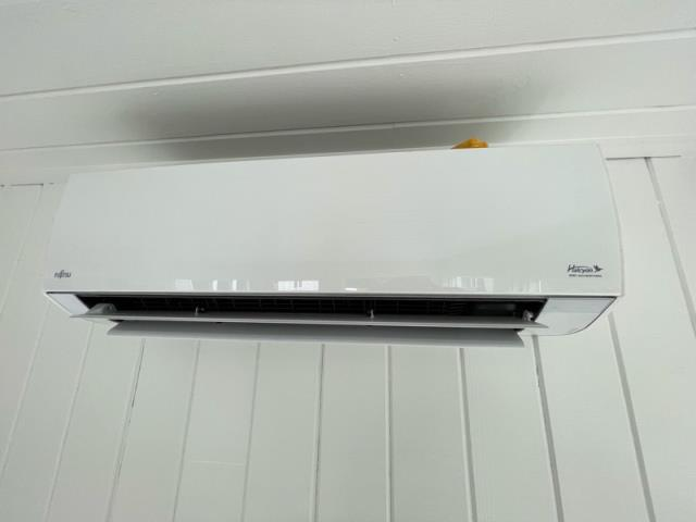 Fairfield, CT - Performed maintenance one one ac unit and 2 ductless heads.
