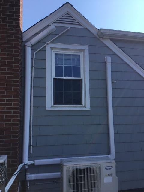 Fairfield, CT - Installed a Mitsubishi Ductless Heat Pump with 3 High Wall Air Handling Units.