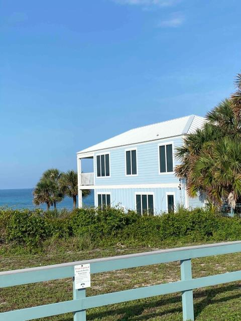 P C BEACH, FL - Another quality job done by professionals of Captiva Construction & Gulf Coast Roofing