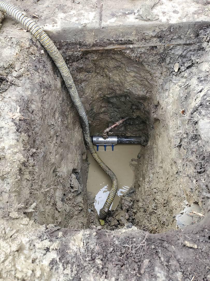 Watermain repair