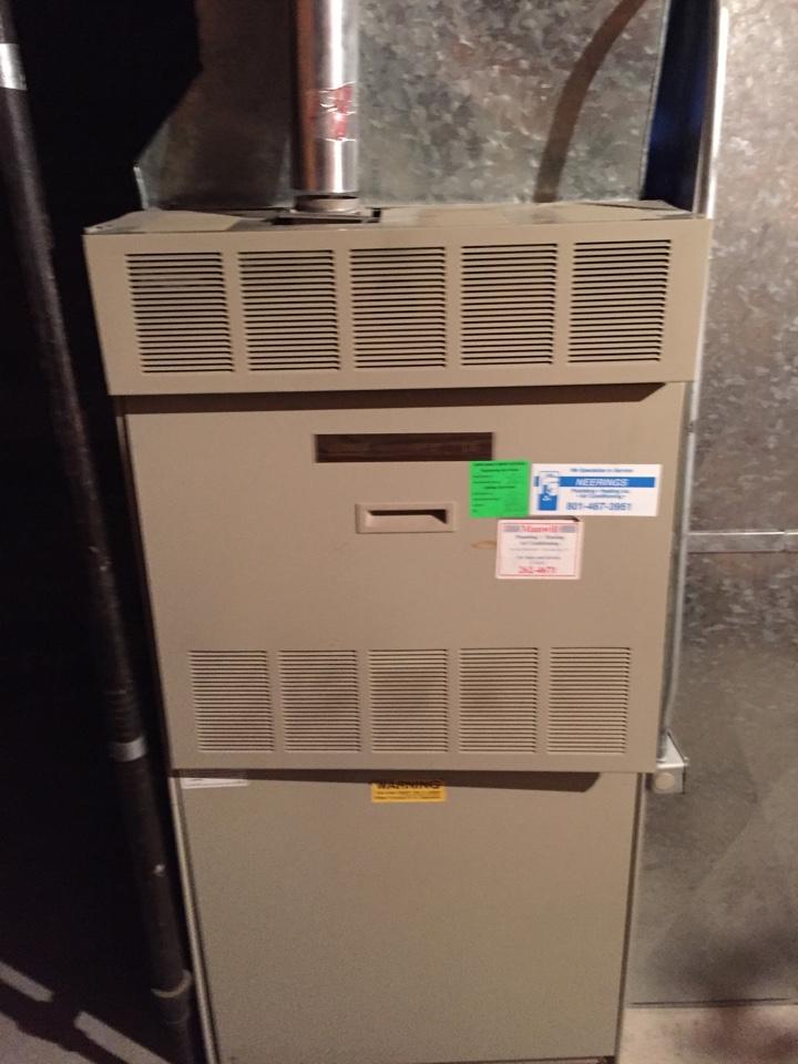 Salt Lake City, UT - Lennox, invited draft 80%, furnace repair