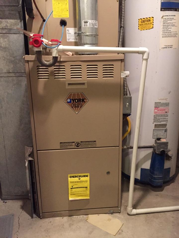 South Jordan, UT - 80% furnace, repair, york