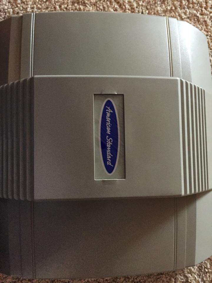 Salt Lake City, UT - Humidifier installation