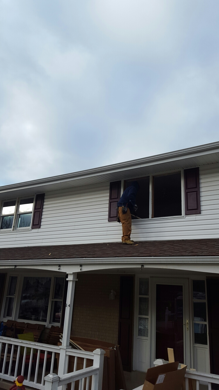 Irwin, PA - Another great Renewal by Andersen double hung window replacement installation!