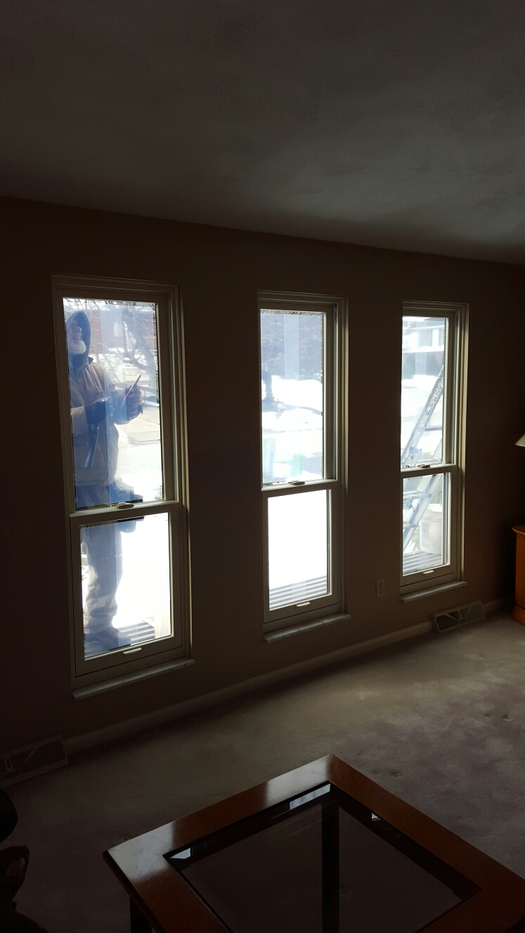 Irwin, PA - Beautiful oriel style double hung replacement windows installed by Renewal by Andersen!