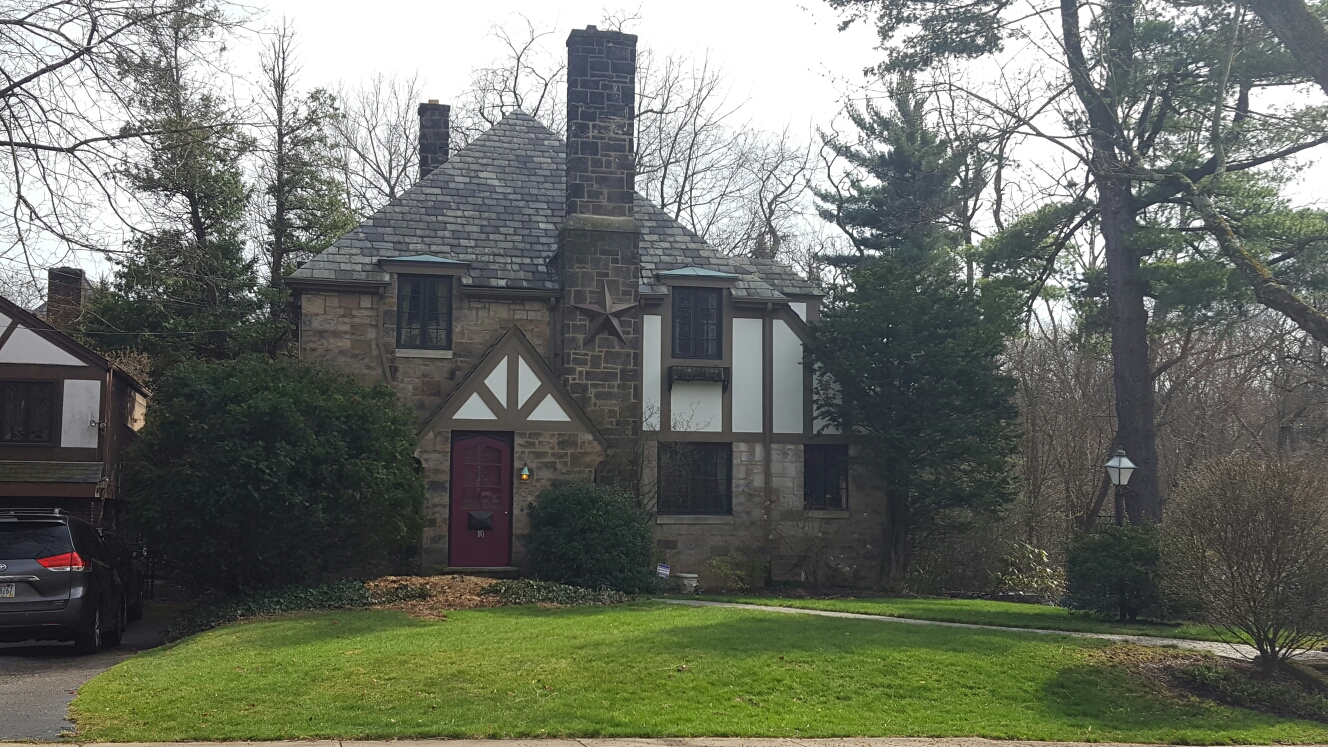 Pittsburgh, PA - Dark bronze replacing steel casements.  Great way to preserve original beauty inside and out.