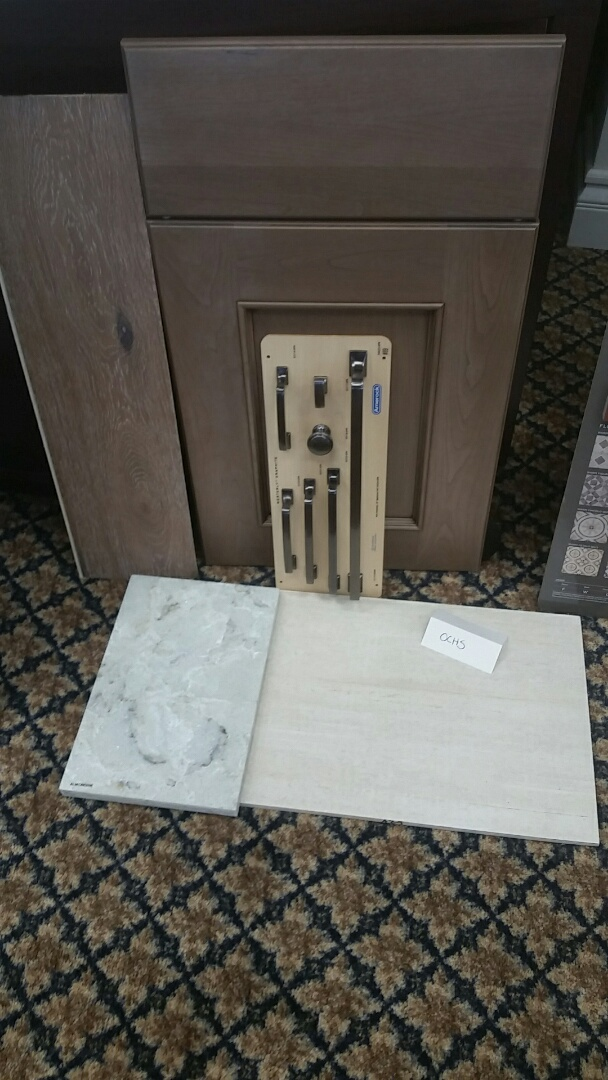 San Marcos, CA - Ochs kitchen remodel product samples