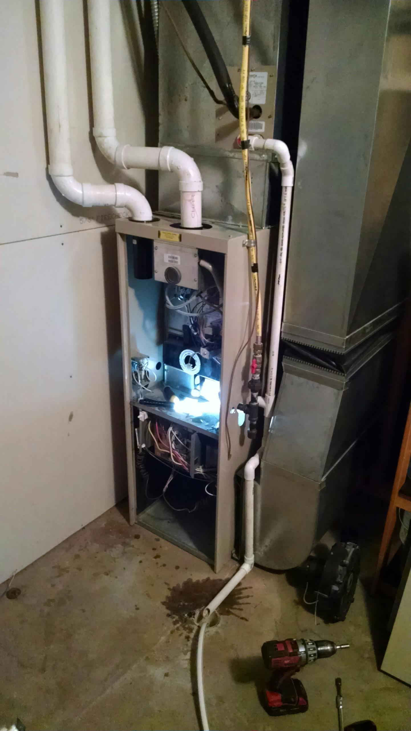 Eau Claire, WI - Troubleshooting furnace problem
