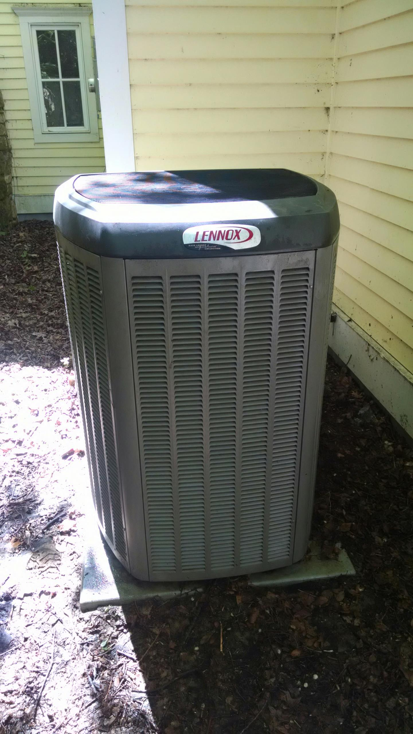Maiden Rock, WI - Service AC system