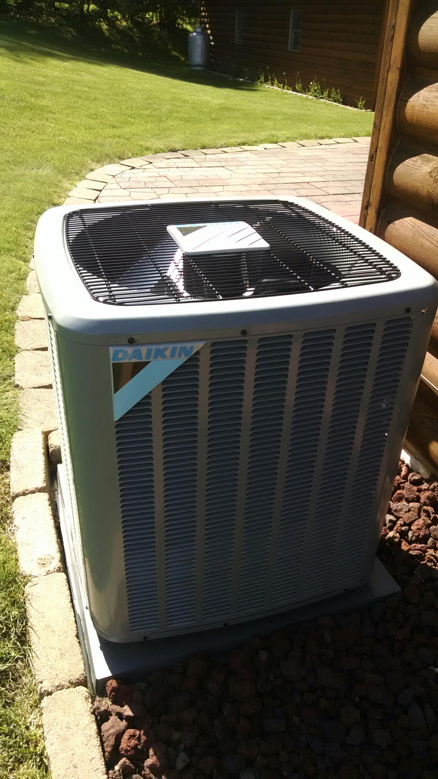 Durand, WI - Just started new airconditioner