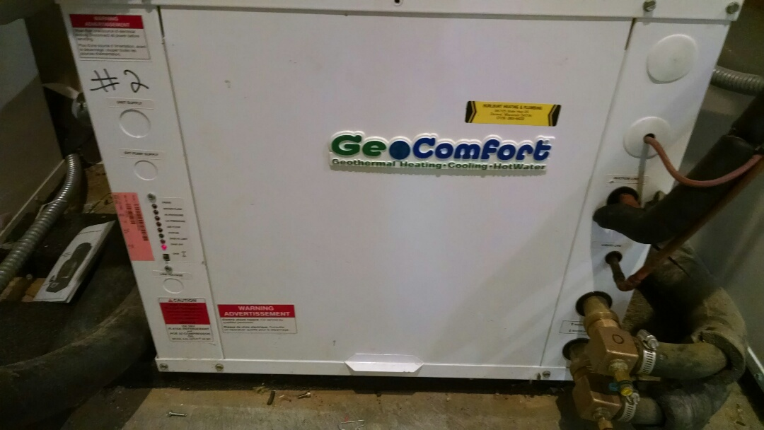 Mondovi, WI - Repaired geothermal system