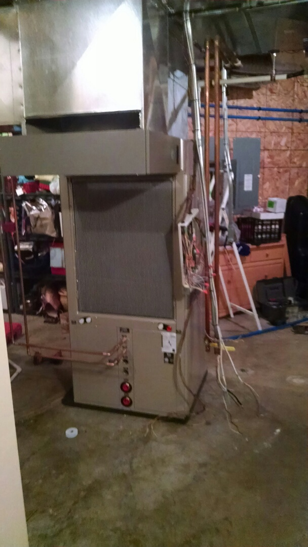 Eau Claire, WI - Change out geo heat pump