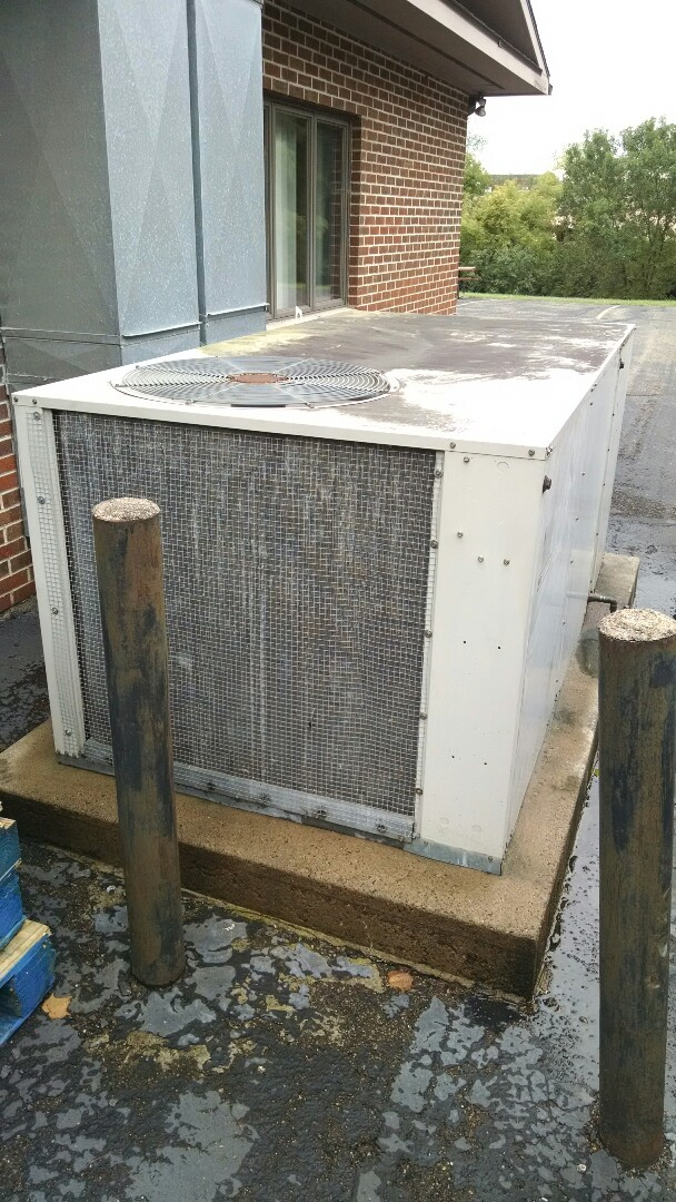 Mondovi, WI - Repaired AC