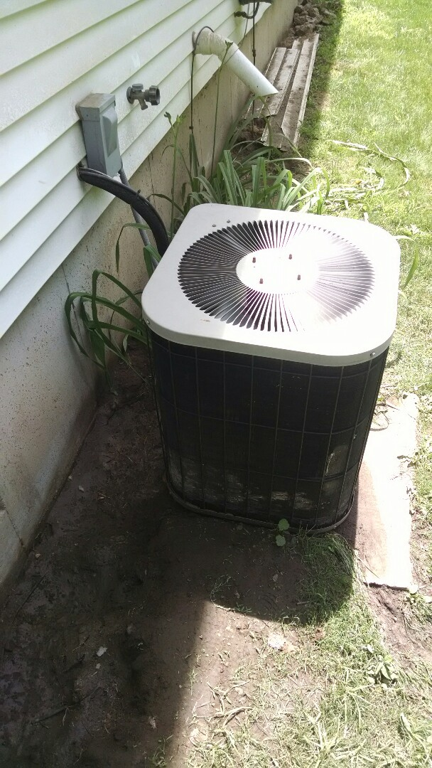 Stockholm, WI - Fix air conditioner