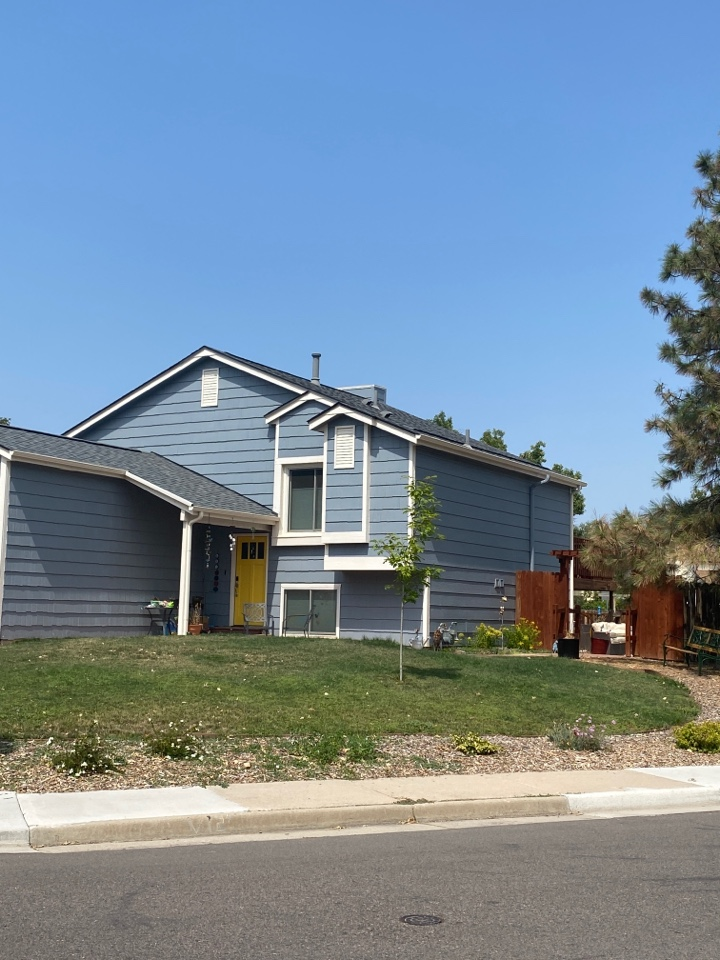 Westminster, CO - Roof replacement and siding replacement from hail storm