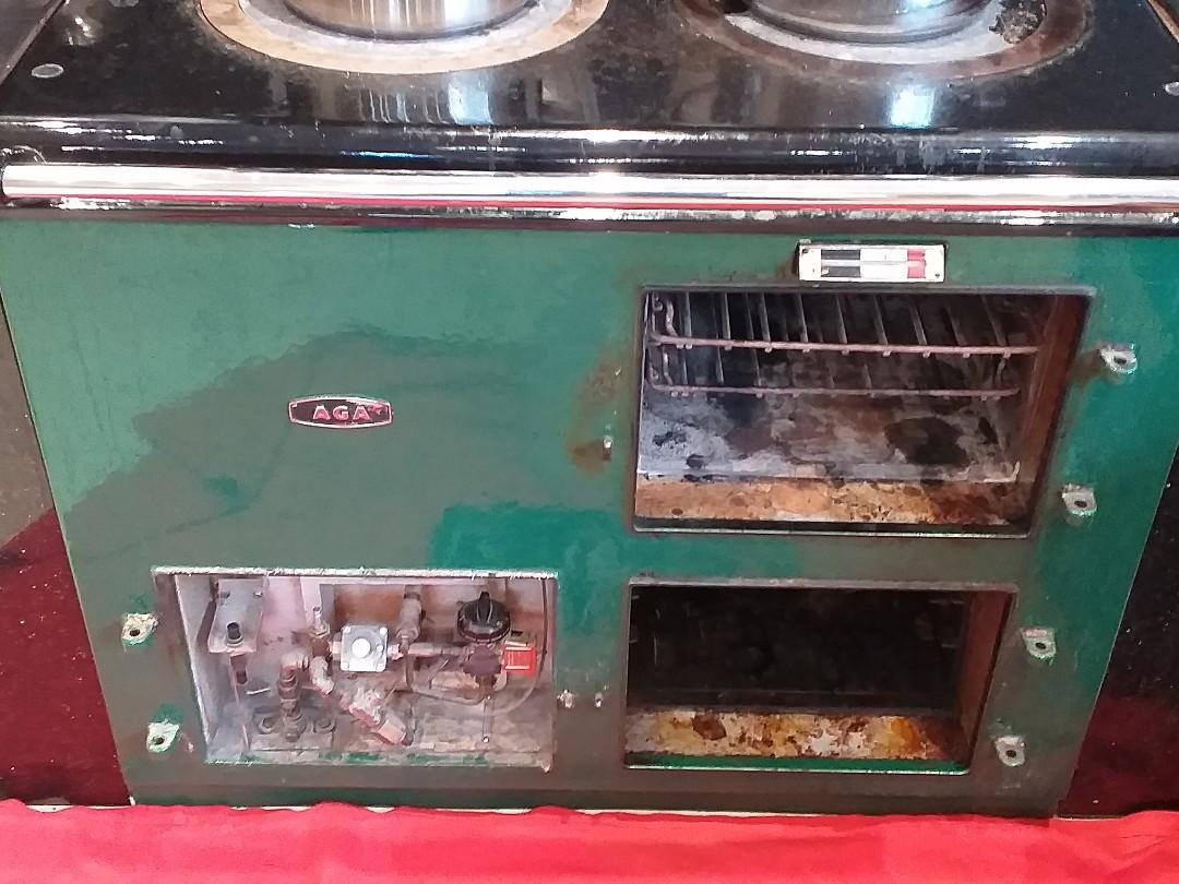 2 Oven AGA