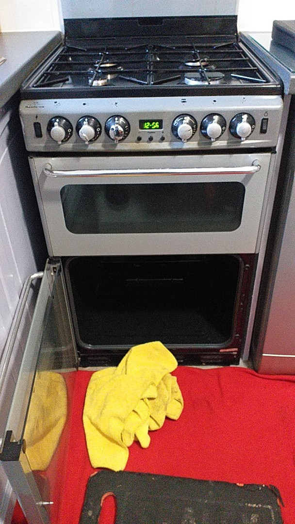Newhome Free standing Double Oven