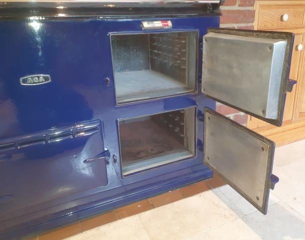 2 oven AGA cleaning - Cambridge West