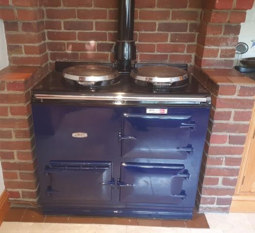 2 Oven AGA cleaning - OvenGleamers Cambridge West