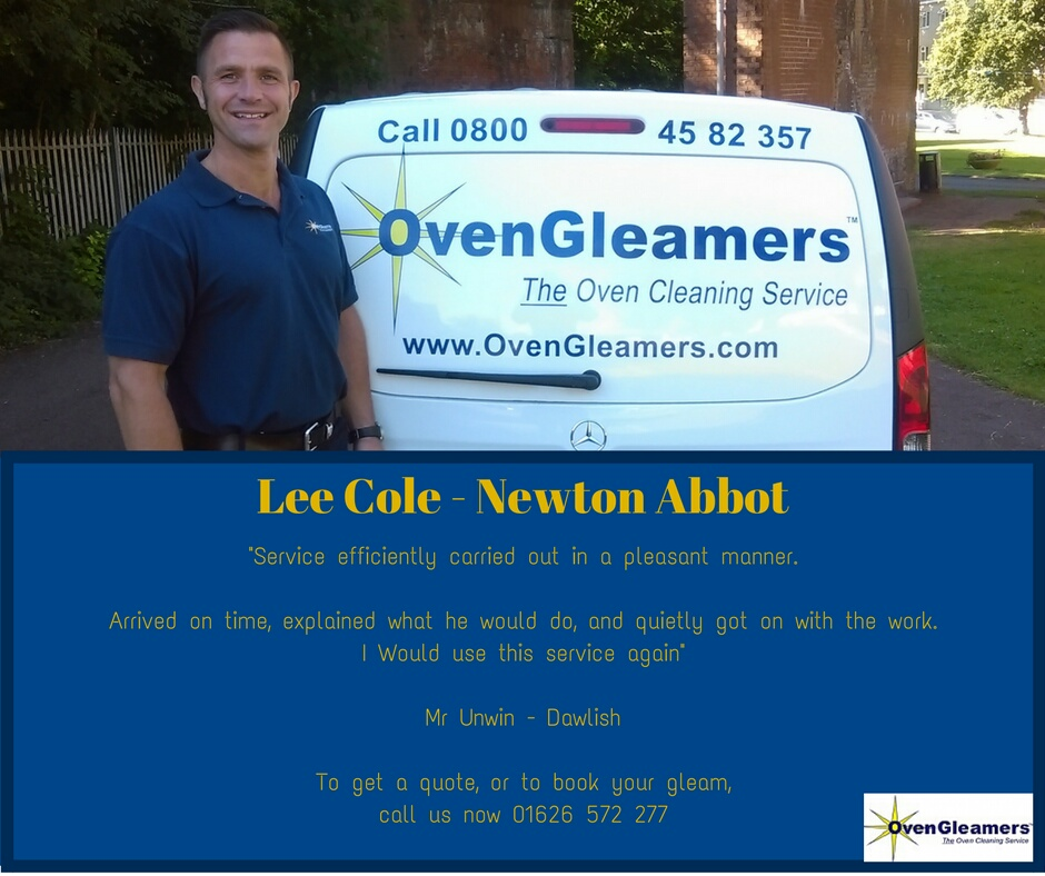 Ogwell, Devon - Cleaning ovens in Newton Abbot.