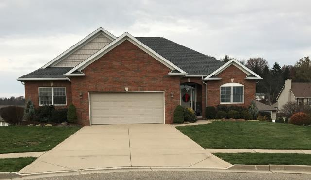 Dover, OH - Installed GAF pewter gray Timberline HD shingle roof.