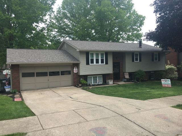 Dover, OH - Showing there Dover pride with this lovely Owens Corning Driftwood shingle roof