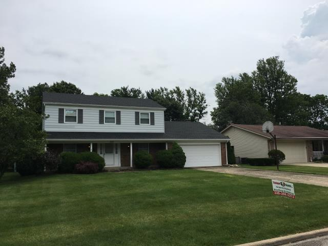 Ashland, OH - Take a look at the this great home with GAF Timberline HD Charcoal shingles!