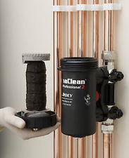 East Orange, NJ - Magnetic filters combi gas boiler replacement.