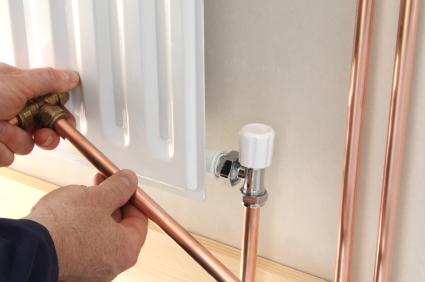 Wayne, NJ - Central heating system repair.