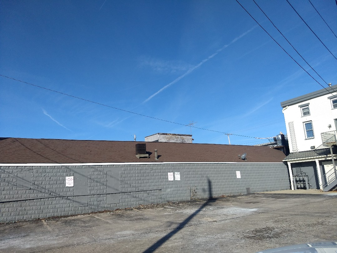 Plain City, OH - New Owens Corning Shingled roof in Plain City, Ohio. Commercial roofing, Rubber Roofing, Window Installation, Hail Damage, Wind Damage