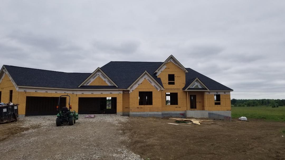 Plain City, OH - New OC Platinum roof for Double L Builders