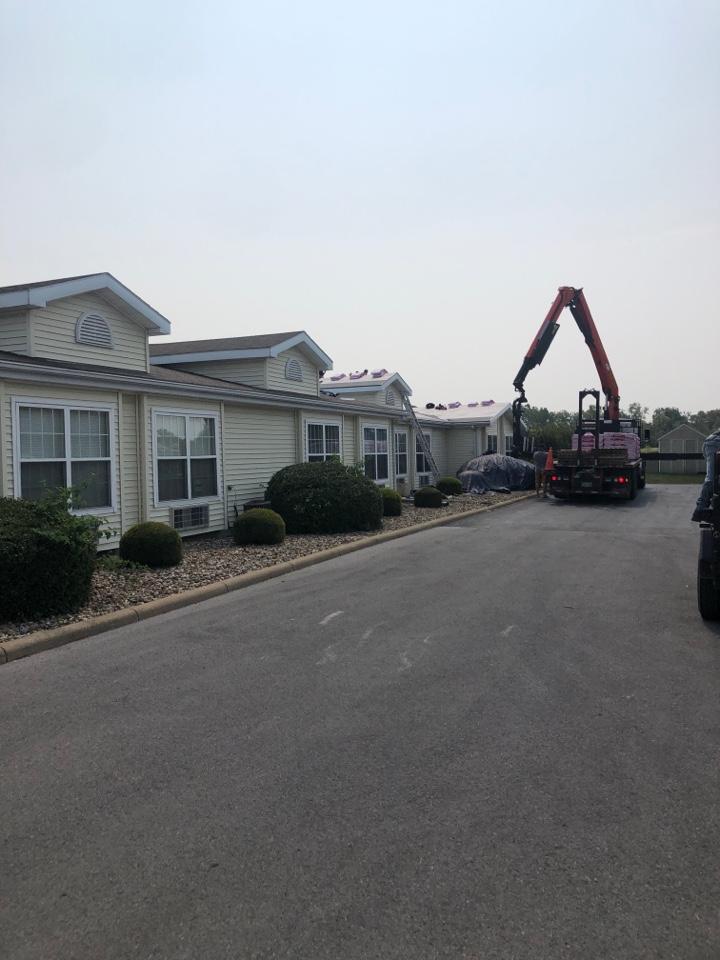Sandusky, OH - New roof replacement Sandusky