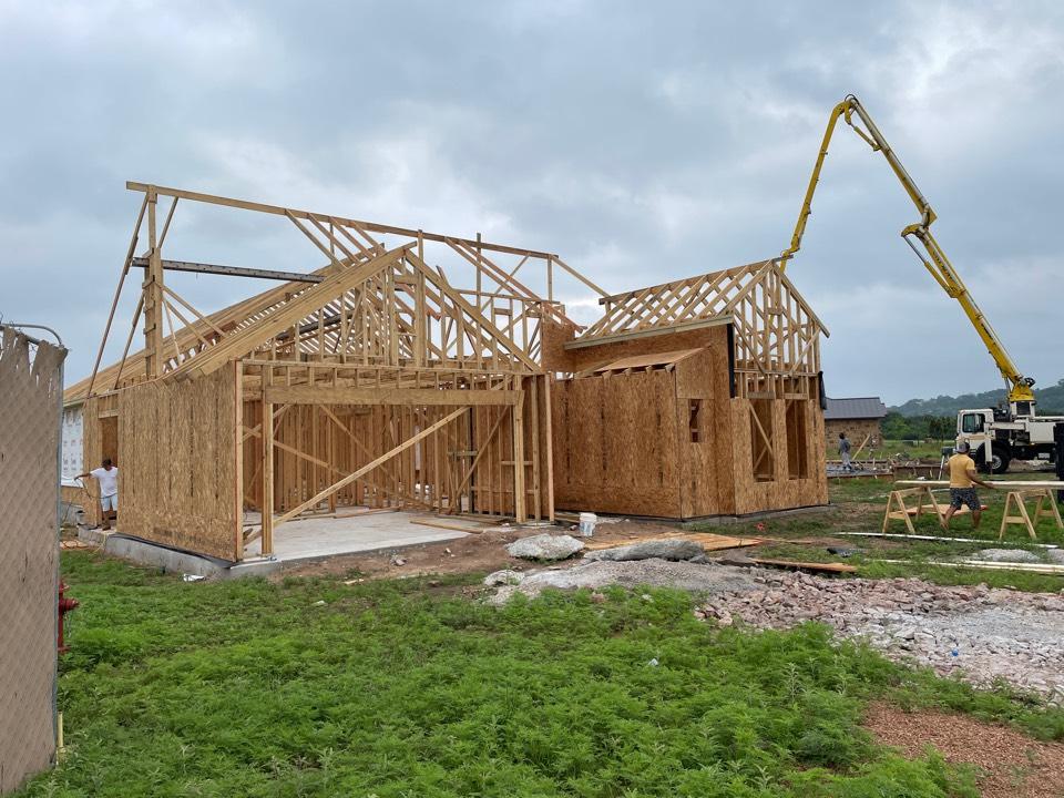 Horseshoe Bay, TX - New Home Construction