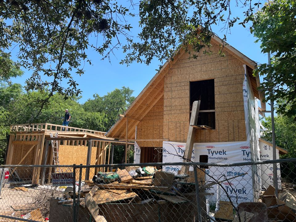 Austin, TX - New Custom Home Construction