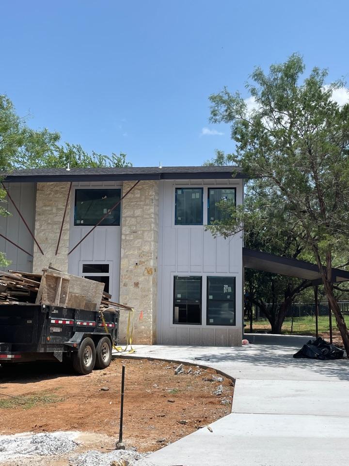 Cottonwood Shores, TX - Home Construction
