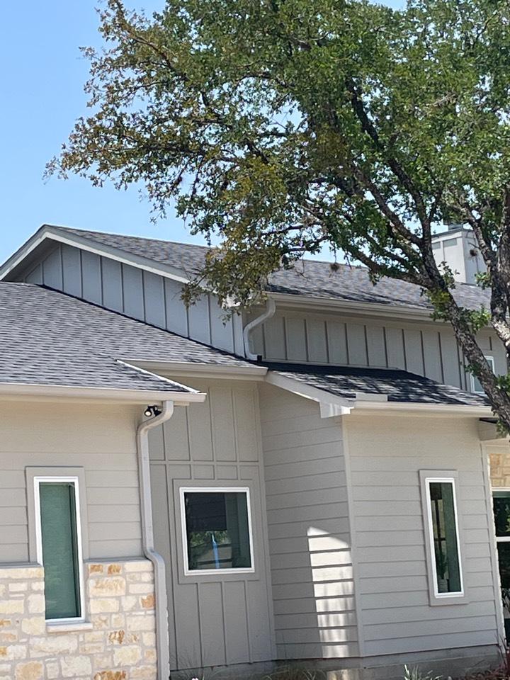 Cottonwood Shores, TX - New custom Roof