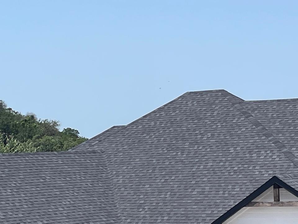Horseshoe Bay, TX - New custom roof