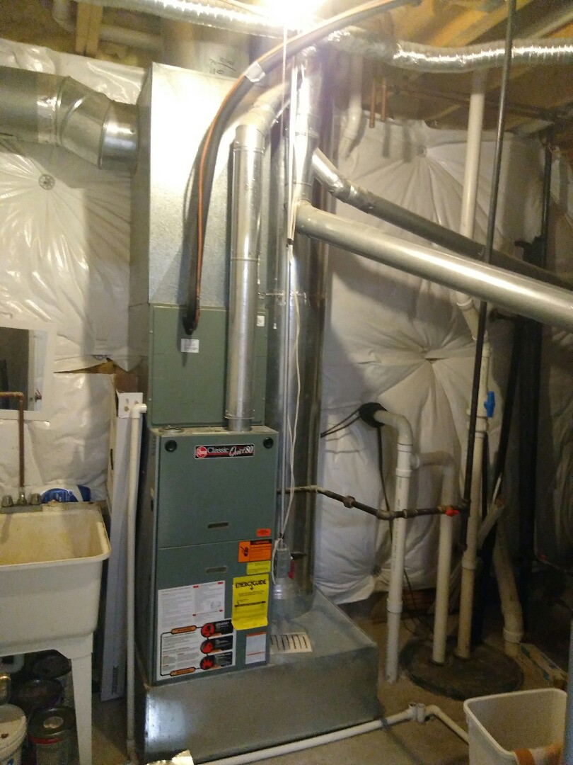 2 furnace air duct cleaning
