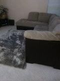 3 RMs with pet stains, Steps,  1 area rug and 1 sectional.