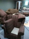 8 RMs, 11 pieces of upholstery and steps with heavy pretreated and sanitizer.