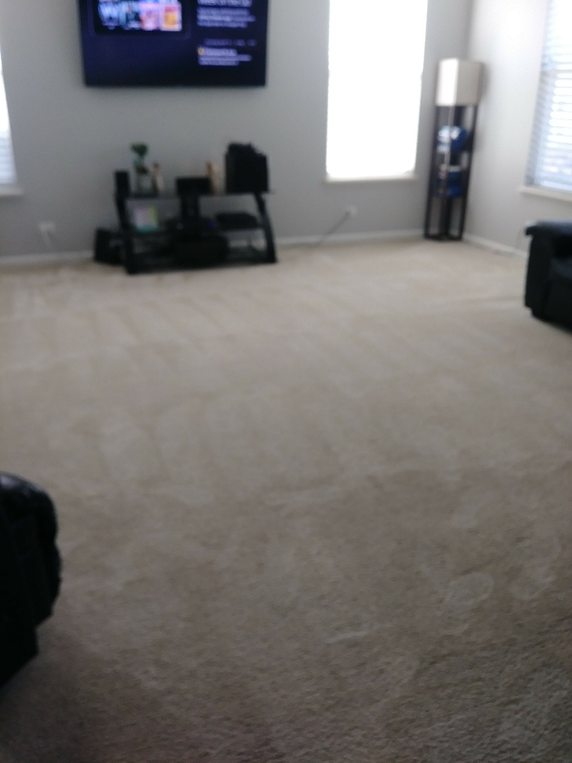 Montgomery, IL - Carpet cleaning