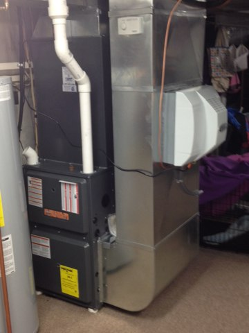 Furnace ac electric plumbing repair in wood river il for Whole house wood furnace